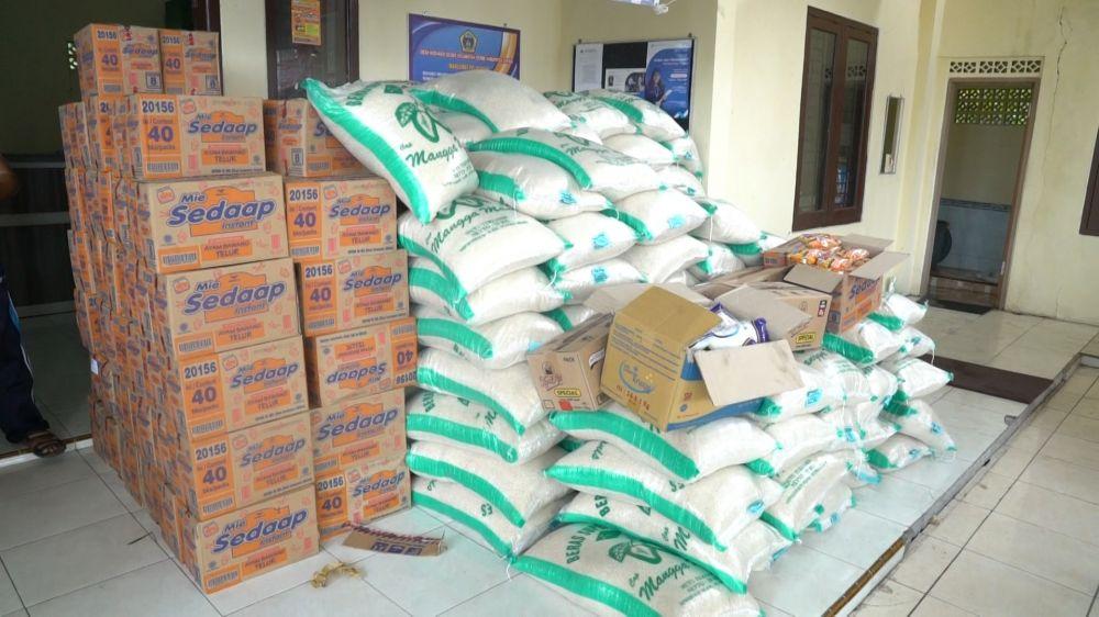 Bantuan dari Pelindo III untuk warga terdampak banjir di Gresik