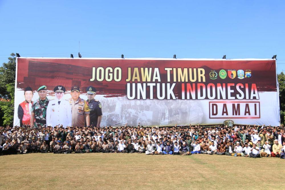 Jogo Jatim untuk Indonesia Damai