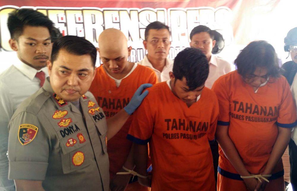 Sindikat Penipuan Online Antar Provinsi Dibongkar 3 Pelaku Ditangkap