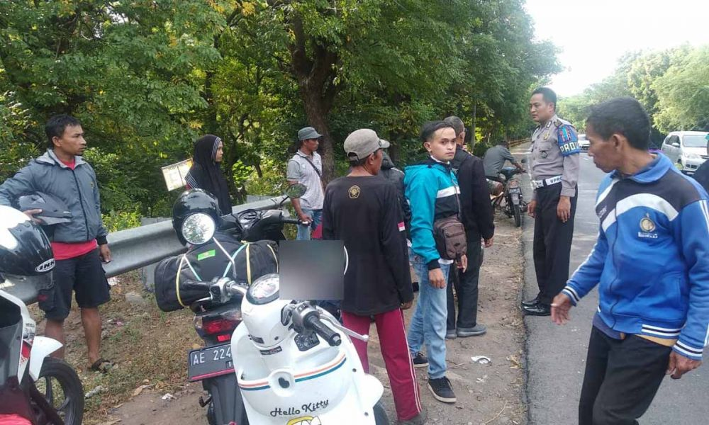 Pemudik dari Malang ke Bali tewas di Situbondo