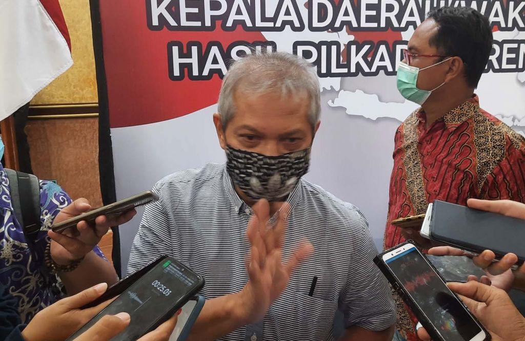 Perwakilan para pedagang, pemilik dan penghuni (P4) Cito Mall Surabaya