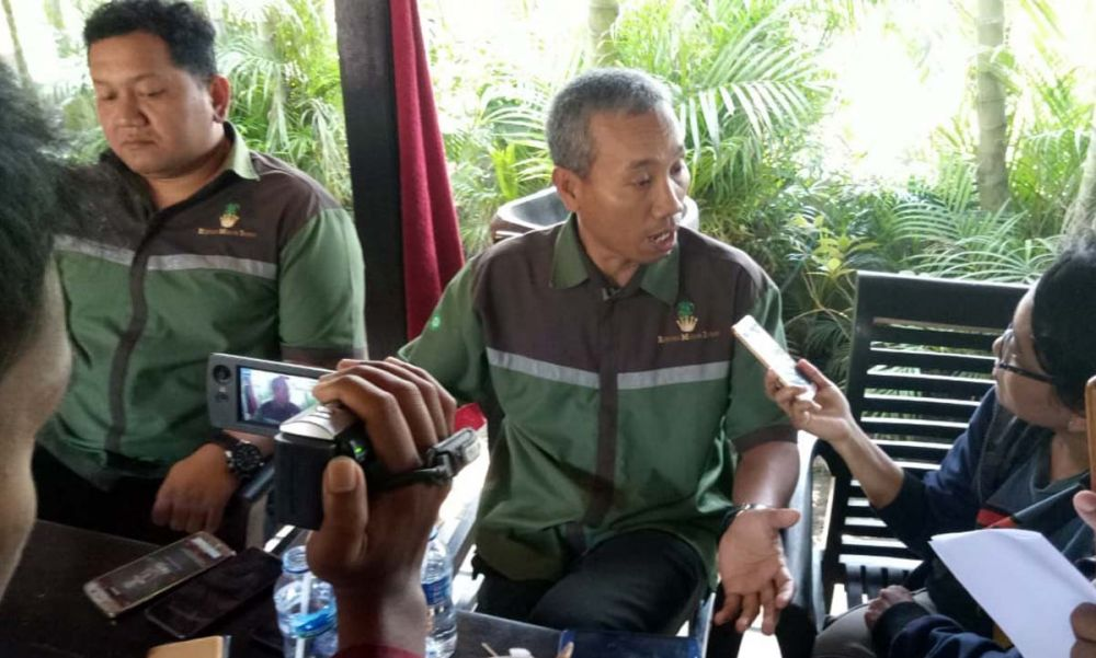 Deputi Proyek Manager PT RMI, Putut Hendaruji