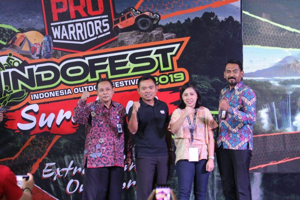 Indofest hadir pertama kalinya di Surabaya