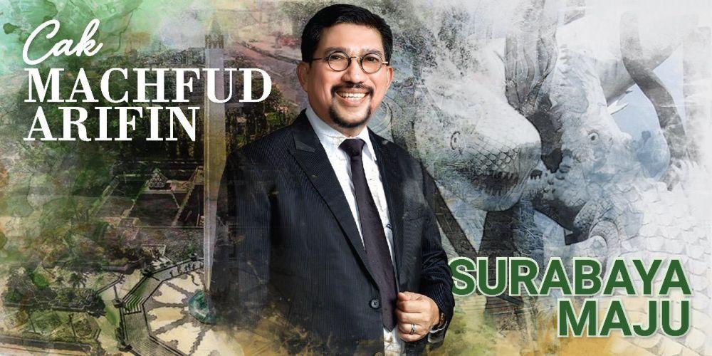 Irjen Pol (Purn) Machfud Arifin