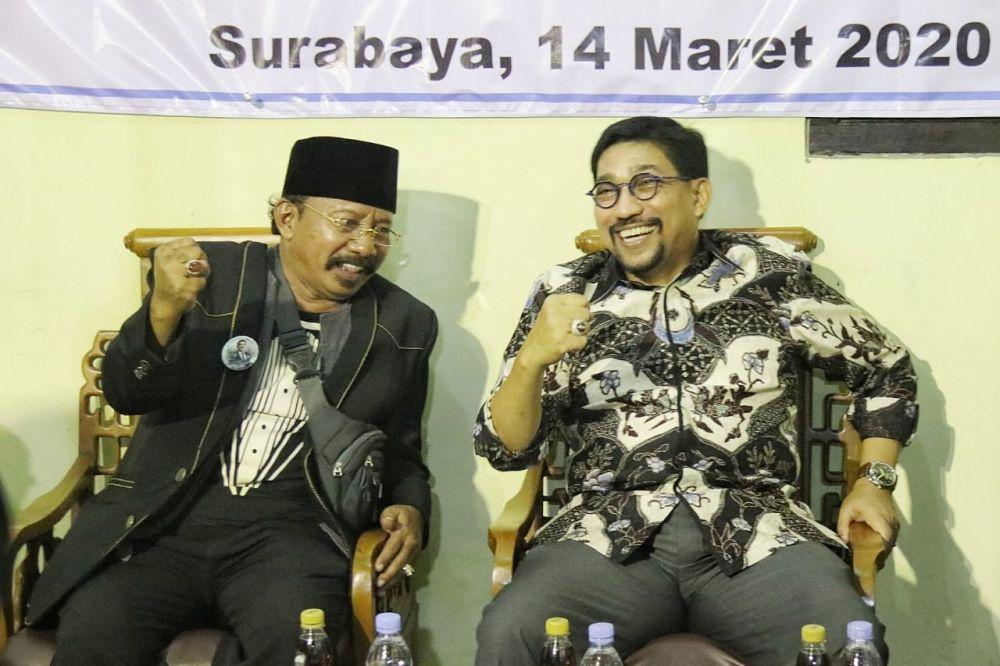 Ikatan Keluarga Madura Indonesia (IKAMRA) deklarasi dukung Machfud Arifin di Pilwali Surabaya 2020