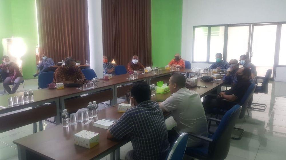 PT Bangun Banua, Kalsel gandeng BUMD Jatim tingkatkan perdagangan antar pulau