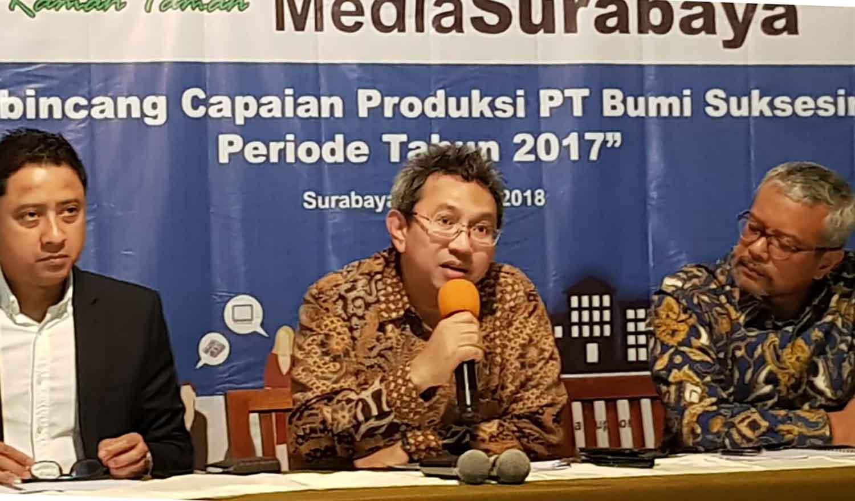 Direktur PT BSI Adi Ardiansyah Sjoekri