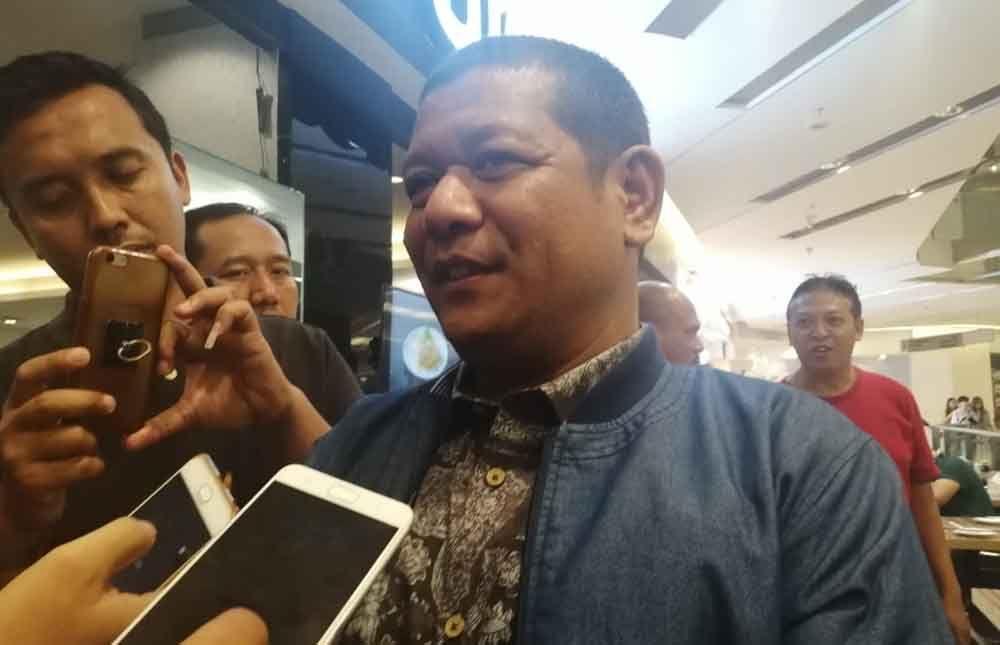 Ketua Panitia Konser 'Hadapi dengan Senyuman', Didik Darmadi