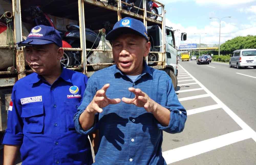 Melintas Tol Trans Jawa, Gus Choi: Bentuk Peradaban Baru ...