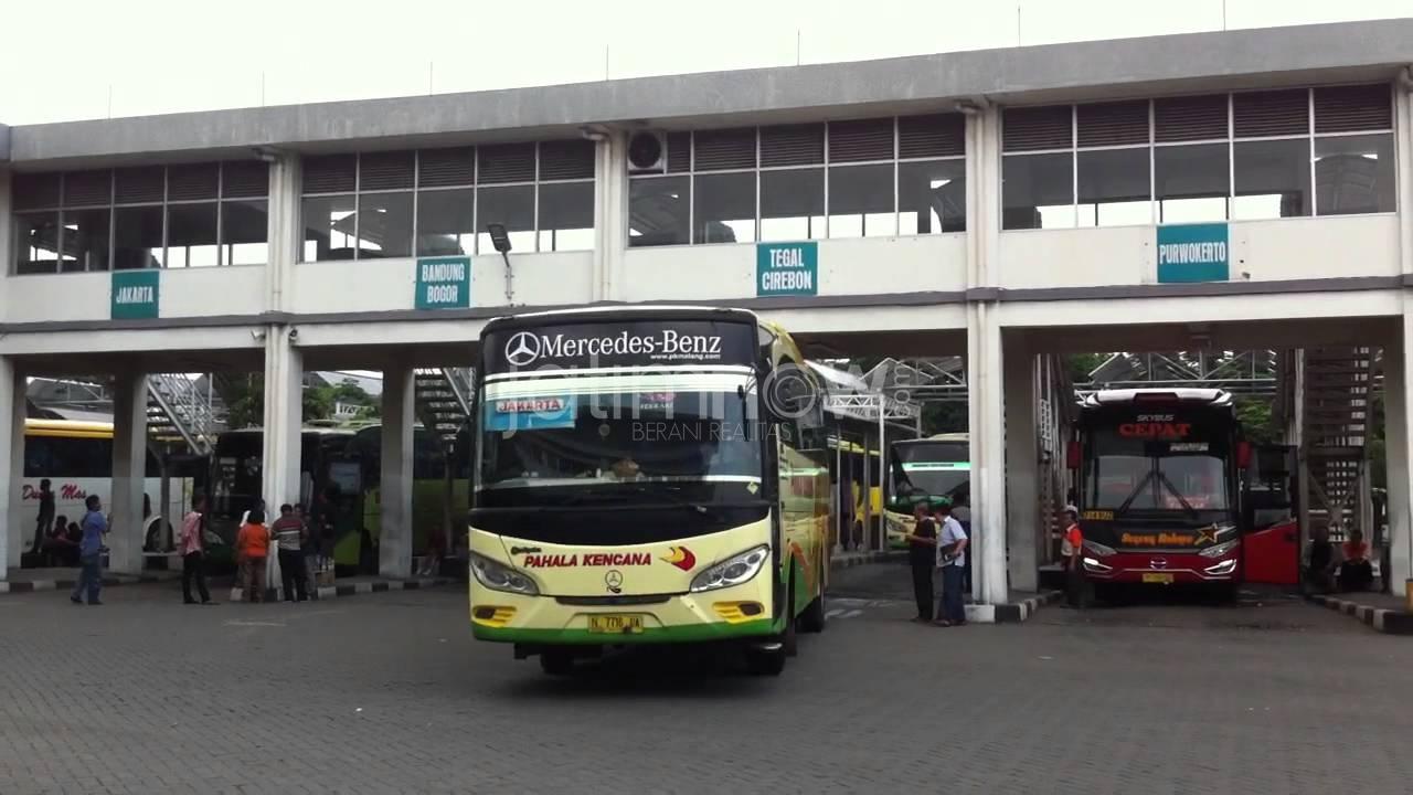 Tarif Tiket Bus Dari Surabaya