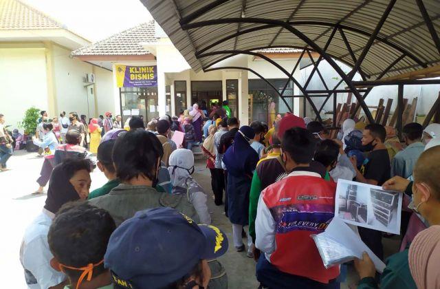 Ratusan Pelaku Umkm Di Mojokerto Ajukan Permohonan Bantuan