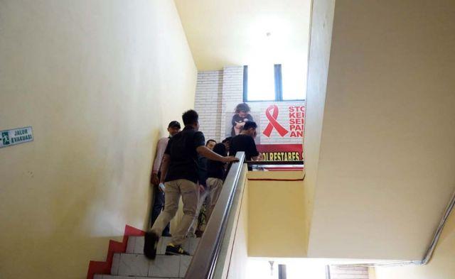 Provokasi Agar Demo 26 September Surabaya Rusuh Empat Orang