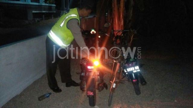 Sepeda Onthel Dihantam Dua Motor 3 Luka Luka Dan 1 Kritis