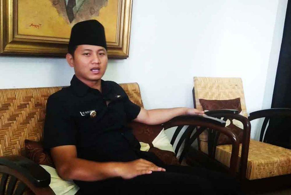 Bupati Trenggalek M Nur Arifin alias Mas Ipin