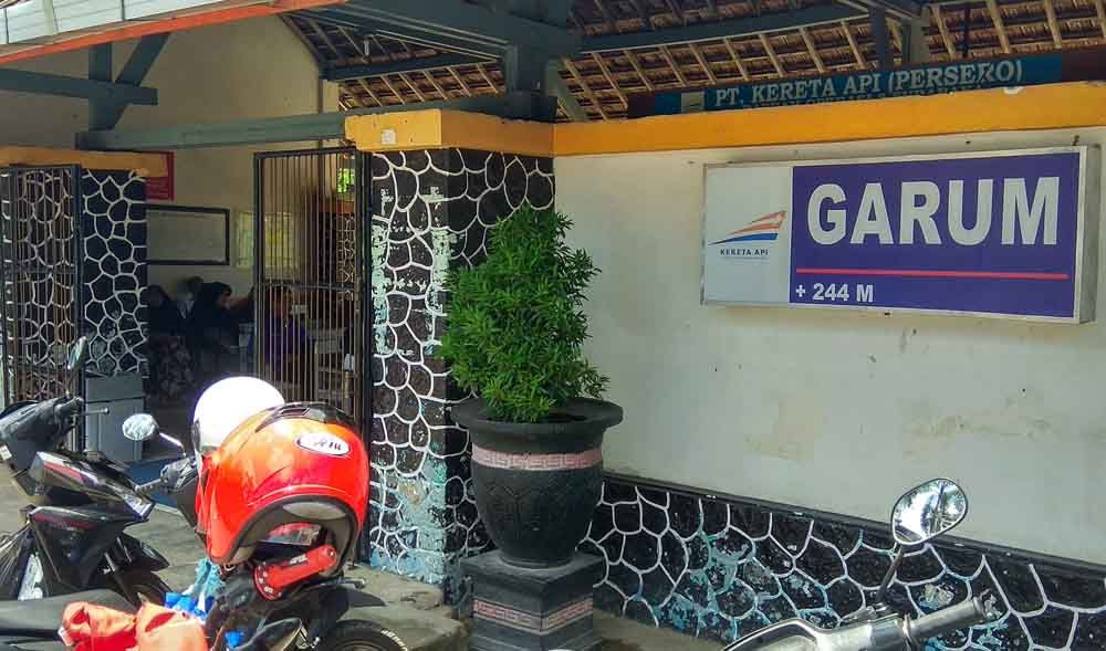 Stasiun Garum Blitar